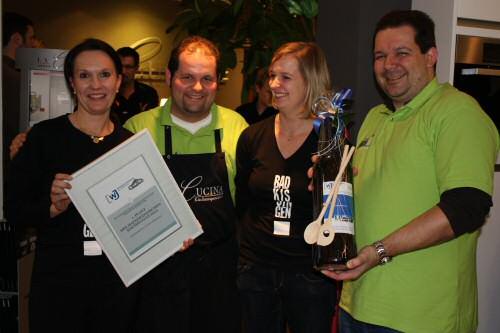 Gewinnerteam Kochduell 2010