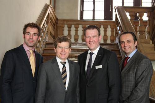 Metzger, Rosenthal, Schumacher, Ferendino